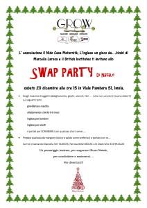 Swap Party di Natale 2014