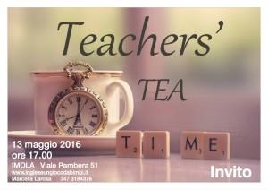 Teachers' Tea Time hd